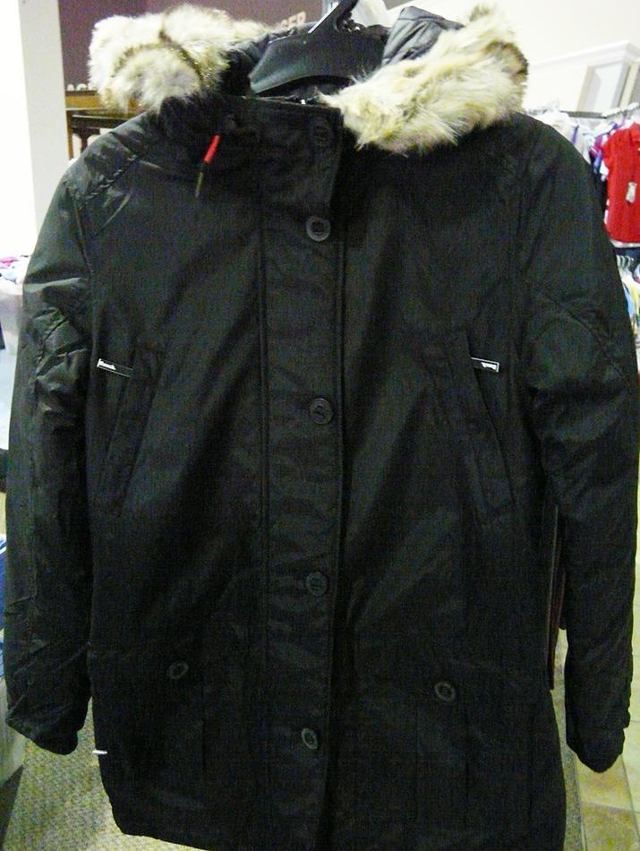 Bench duvet coat