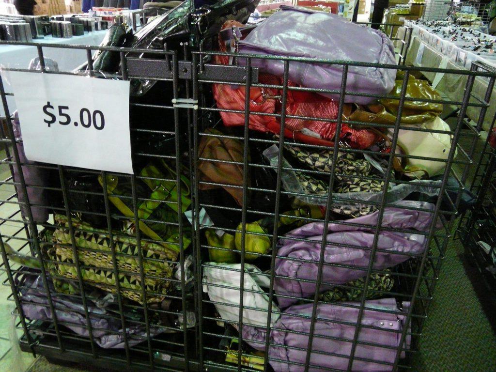 Bags at $5