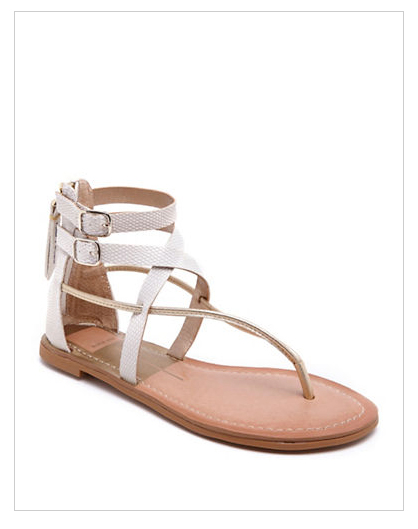 Sandale-blanche-femme