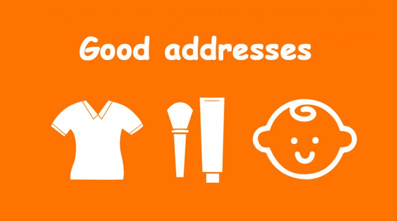 Good addresses for great deals