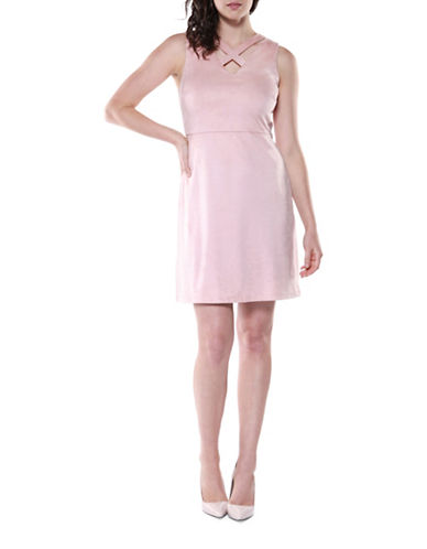 DEX Sleeveless Crisscross Strap Dress on sale at $39.99 (reg. $79)