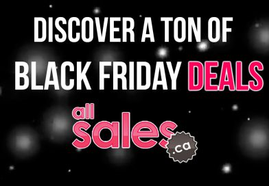 Black Friday : shop until you drop at these amazing sales!