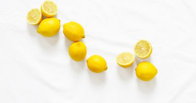 Clean your House with the Power of Lemon