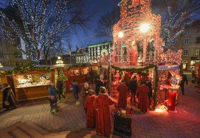 4 Christmas markets you can visit to feel the holiday spirit