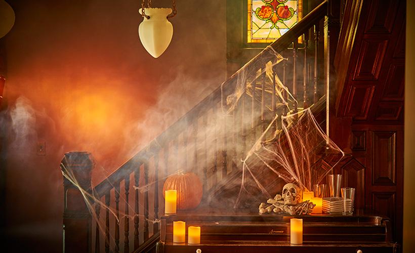 decor d'halloween