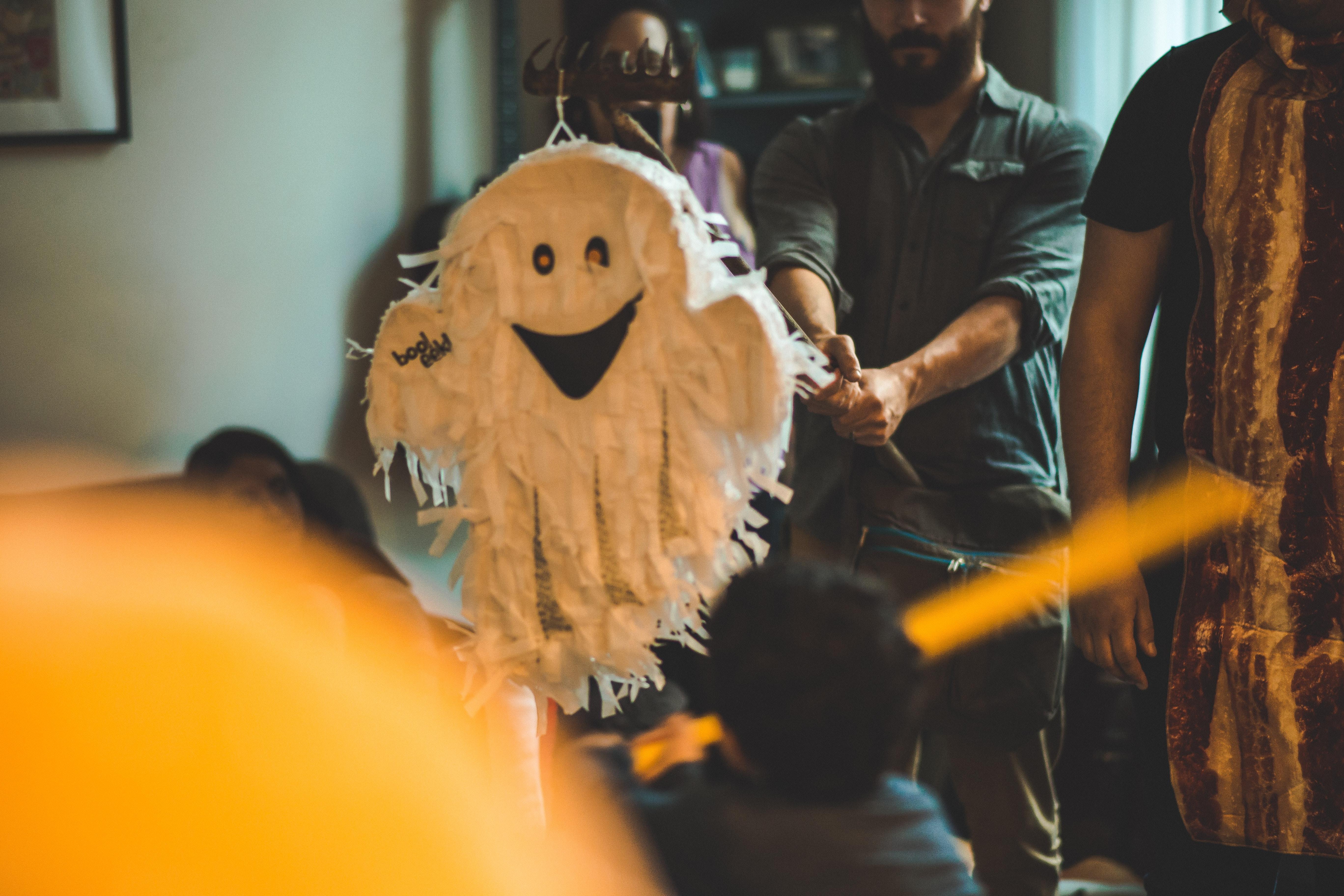 pinata fantôme