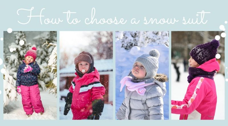 How to choose a snow suit