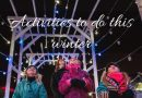 Activities to do this winter